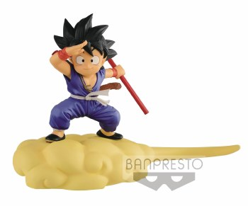 Dragon Ball Kintoun Son Goku Spec Color Ver Fig