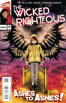 Wicked Righteous #6 (of 6) (Mr)