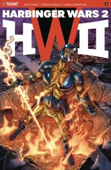 Harbinger Wars 2 #2 (of 4) Cvr A Jones