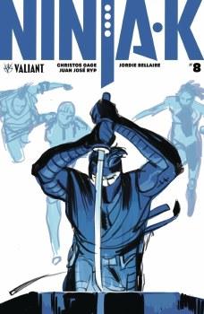 Ninja-K #8 Cvr A Zonjic