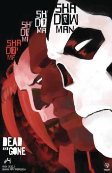 Shadowman (2018) #4 (New Arc) Cvr A Zonjic