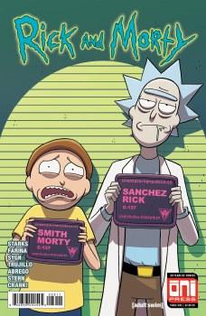 Rick & Morty #39 Cvr A