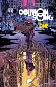 Oblivion Song By Kirkman & De Felici TP VOL 01 (Mr)
