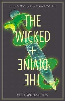Wicked & Divine TP VOL 07 Mothering Invention (Mr)