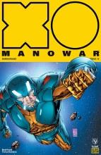 X-O Manowar (2017) Cvr E #15 Pre-Order Var