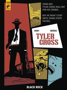 Tyler Cross Black Rock HC