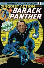Barack Panther #1