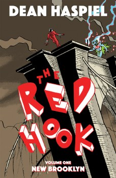 Red Hook TP VOL 01 New Brookly