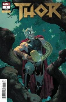 Thor #1 Ribic Var