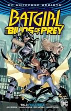 Batgirl & the Birds of Prey TP