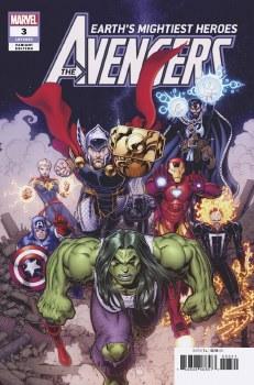 Avengers #3 Art Adams Var