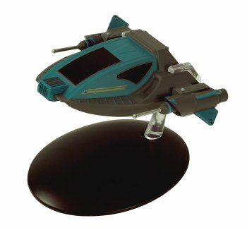 Star Trek Starships Fig Mag #125 Alice