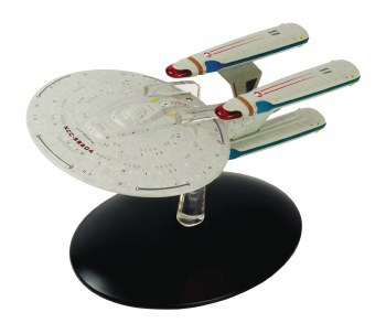 Star Trek Starships Fig Mag #126 Uss Princeton