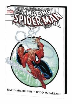 Amazing Spider-Man By Michelinie & McFarlane Omnibus HC