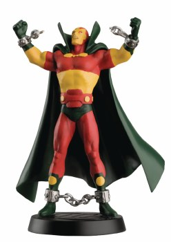 DC Superhero Best of Fig Coll Mag #58 Mister Miracle