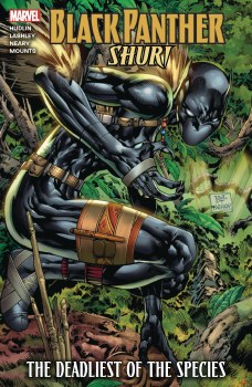 Black Panther Shuri Deadliest
