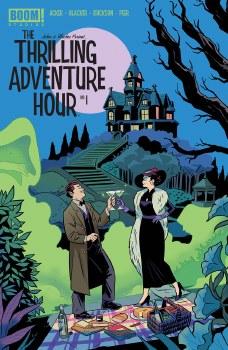 Thrilling Adventure Hour #1 (of 4) Subscription Bustos Var