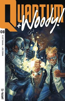 Quantum & Woody (2017) #8 (New Arc) Cvr A Fowler