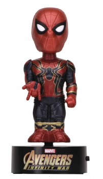 Avengers Infinity War Iron Spider Body Knocker