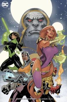 Justice League Odyssey #1 Var Ed