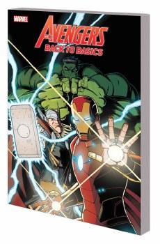 Avengers Back To Basics Mpgn T