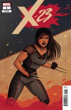 X-23 #1 Bartel Var