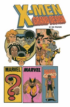 X-Men Grand Design Second Genesis #1 (of 2) Corner Box Var