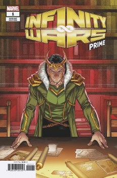 Infinity Wars Prime #1 Lim Var