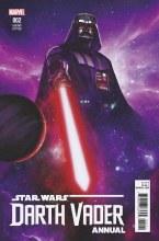 Star Wars Darth Vader Annual #2 Rahzzah Var