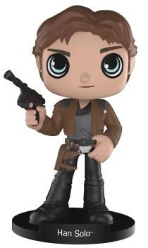 Star Wars Solo Han Solo Wacky Wobbler