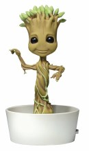 Gotg Classic Dancing Potted Groot Body Knocker