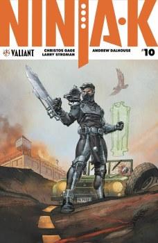 Ninja-K #10 (New Arc) Cvr A Ca