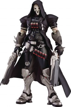 Overwatch Reaper Figma Af (C: