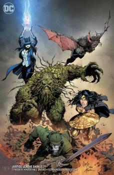 Justice League Dark #2 Var Ed