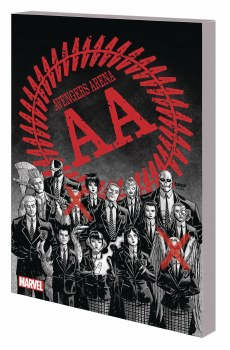 Avengers Arena TP Complete Col