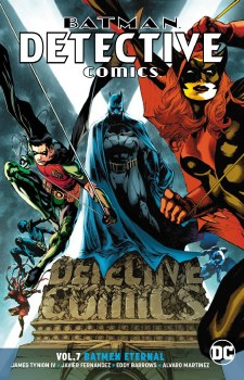 Batman Detective Comics TP VOL 07 Batman Eternal