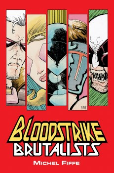 Bloodstrike Brutalists TP (Mr)