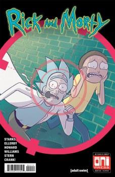 Rick & Morty #41 Cvr A