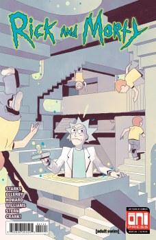 Rick & Morty #41 Cvr B Smart Var