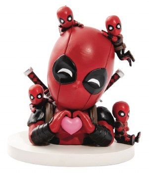 Marvel Comics Mea-004 Deadpool Day Dream Px Fig
