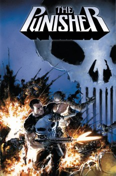 Punisher #1 Crain Var