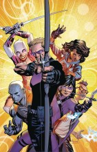 West Coast Avengers #1 Mckone Var
