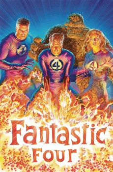 Fantastic Four #1 Ross Var