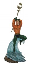 DC Gallery Aquaman Comic Pvc Figure