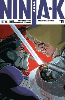 Ninja-K #11 (New Arc) Cvr A Kano