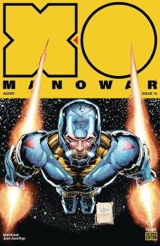 X-O Manowar (2017) #19 (New Ar