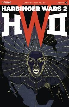Harbinger Wars 2 Aftermath #1Cvr A Allen