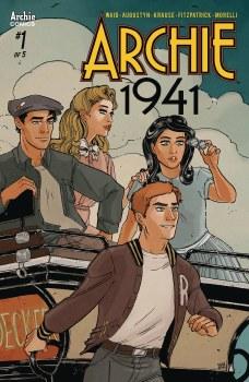 Archie 1941 #1 (of 5) Cvr B Anwar