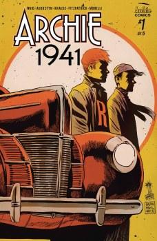 Archie 1941 #1 (of 5) Cvr C Francavilla