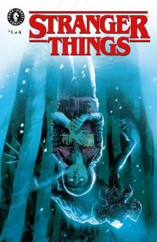 Stranger Things #1 Cvr B Albuquerque